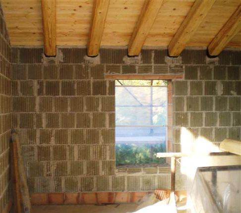 muro argilla