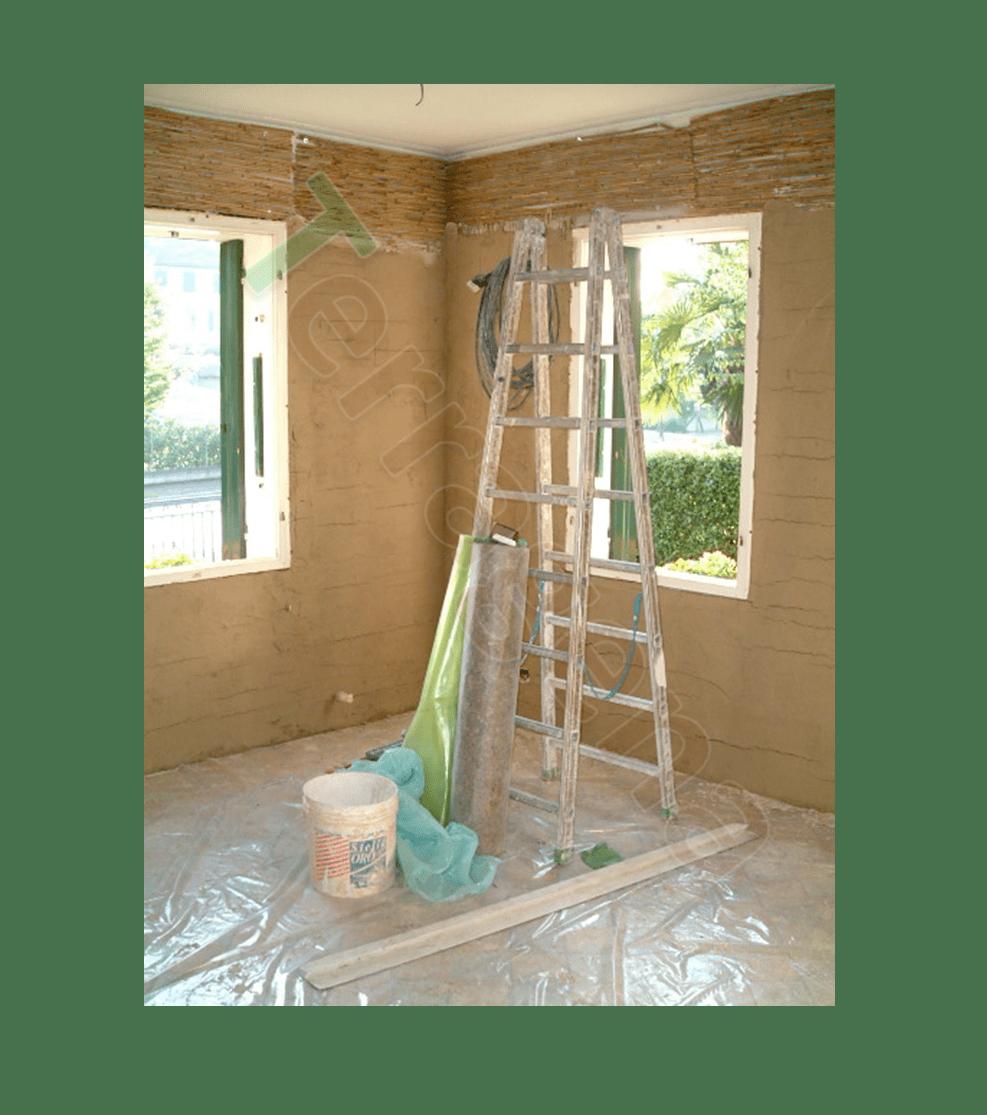 intonaco di argilla e arella portaintonaco18