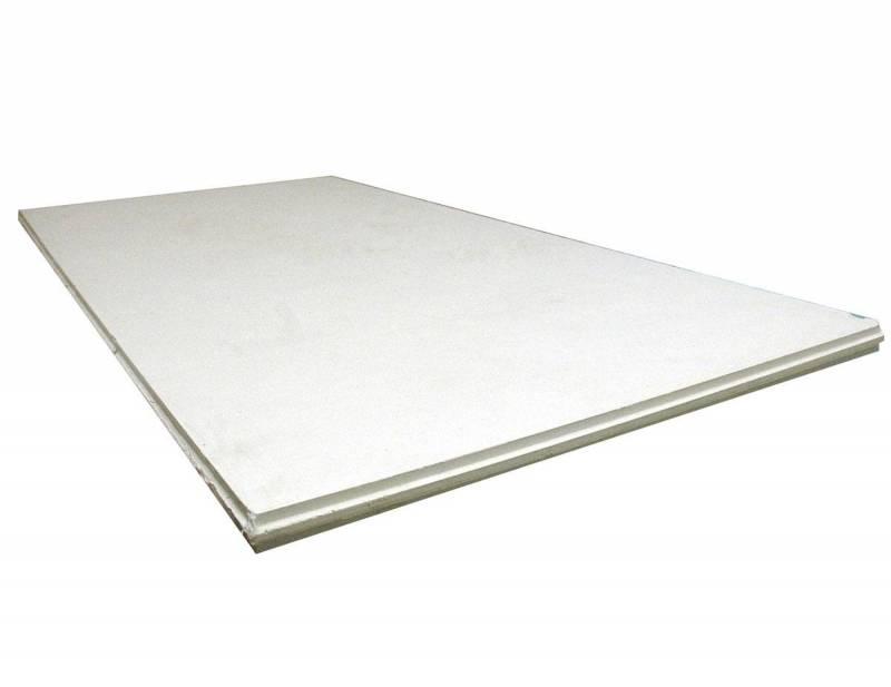 Mineralboard, lastra maschiata in gesso fibrato