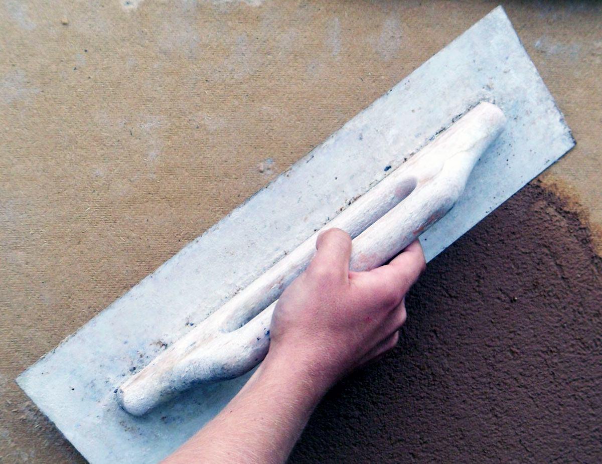 Prodotti per pareti in argilla