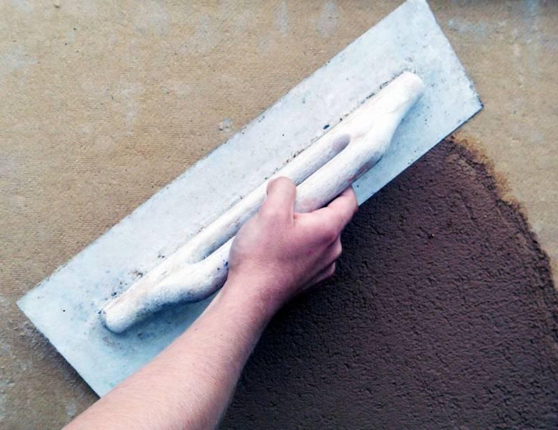 Rasobio, rasante a base di calce idraulica naturale NHL 3.5