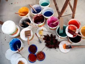 Terrapaint, pitture in argilla naturali e senza conservanti